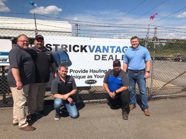 Strick Trailers, LLC